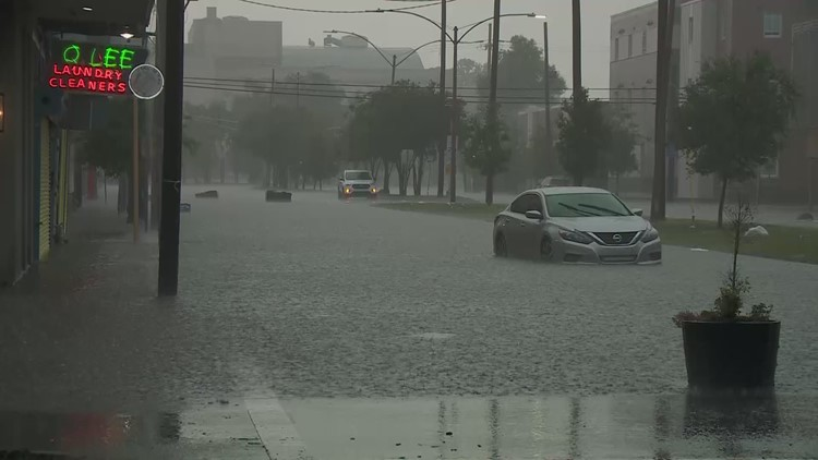 Videos, images of local flooding from viewers