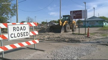 Green drainage project to help fight flooding in Mid-City and Treme