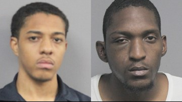 Two men arrested for guns, drugs at apartment where JPSO deputies killed shooting suspect