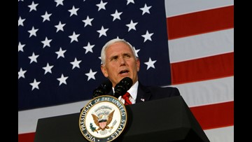 Vice President Mike Pence to visit Baton Rouge Monday