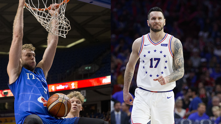Pelicans pick up JJ Redick, EuroLeague star in first moves of NBA free agency, report says