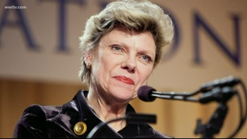 Remembering Cokie Roberts' New Orleans roots and trailblazing career
