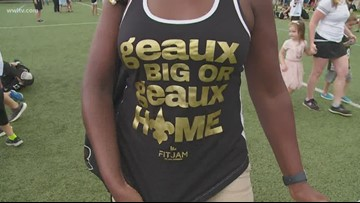 Black and Gold Fan Fest proves Saints fans are eager for 'Our year'