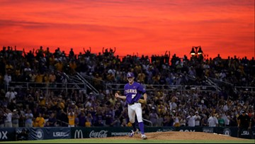 LSU falls 5-4 to Florida St. despite rally, pitching show from Fontenot