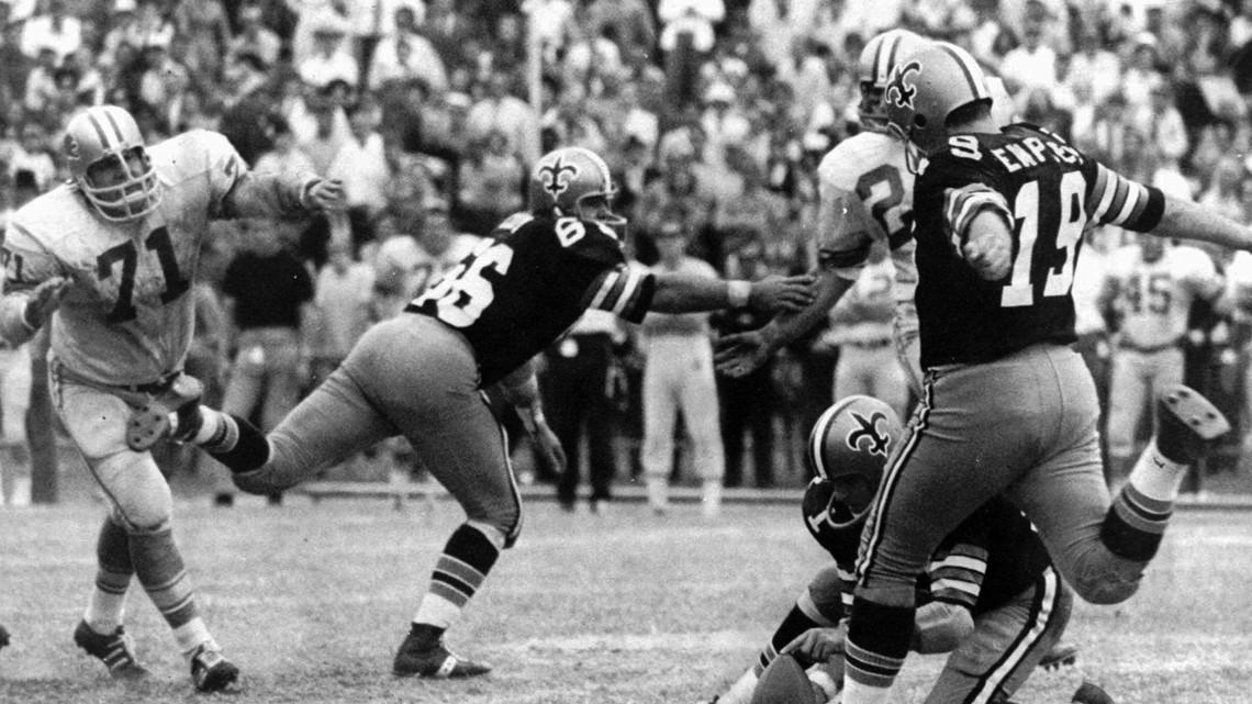 Tom Dempsey, legendary New Orleans Saints placekicker, dies at 73 from coronavirus complications