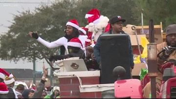 Jingle on the Boulevard in New Orleans East