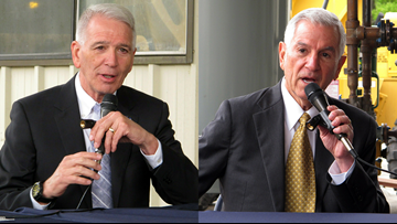 Republican Louisiana governor candidates try to show differences