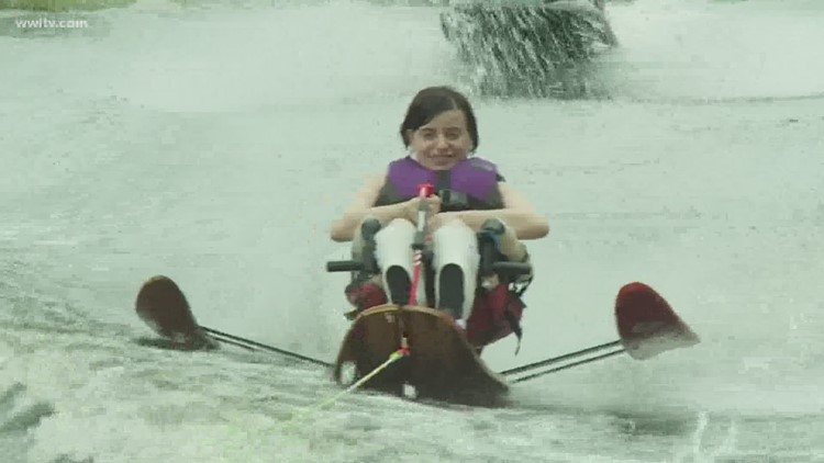 'It was just the most amazing experience;' Northshore nonprofit helps differently abled water ski