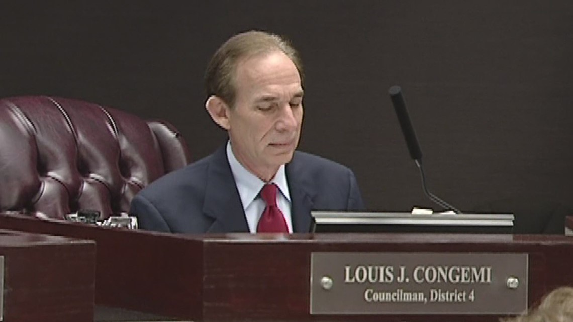 Former JP Councilman, Louis Congemi died at 71-years-old