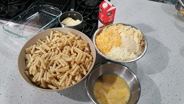 Recipe: Thanksgiving Macaroni and Cheese