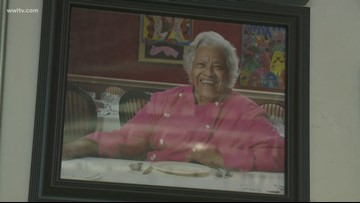 Fans want to honor Leah Chase by renaming Lee Circle to Leah Circle
