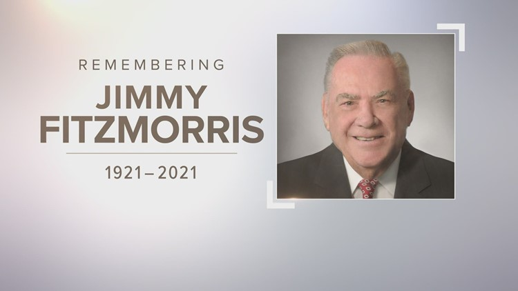 Funeral service for Jimmy Fitzmorris