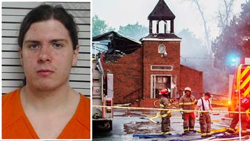 Plea change set in Louisiana African American church fire case