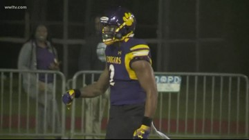 Karr, Easton punch tickets to 4A state championship