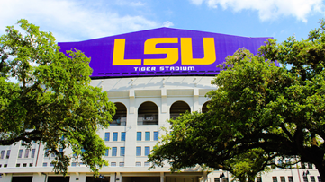 First LSU student tests positive for COVID-19