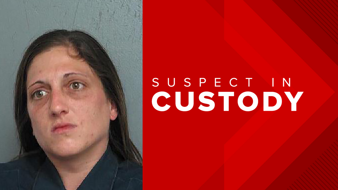 Houma woman charged with arson after setting ex-boyfriend's clothes on fire