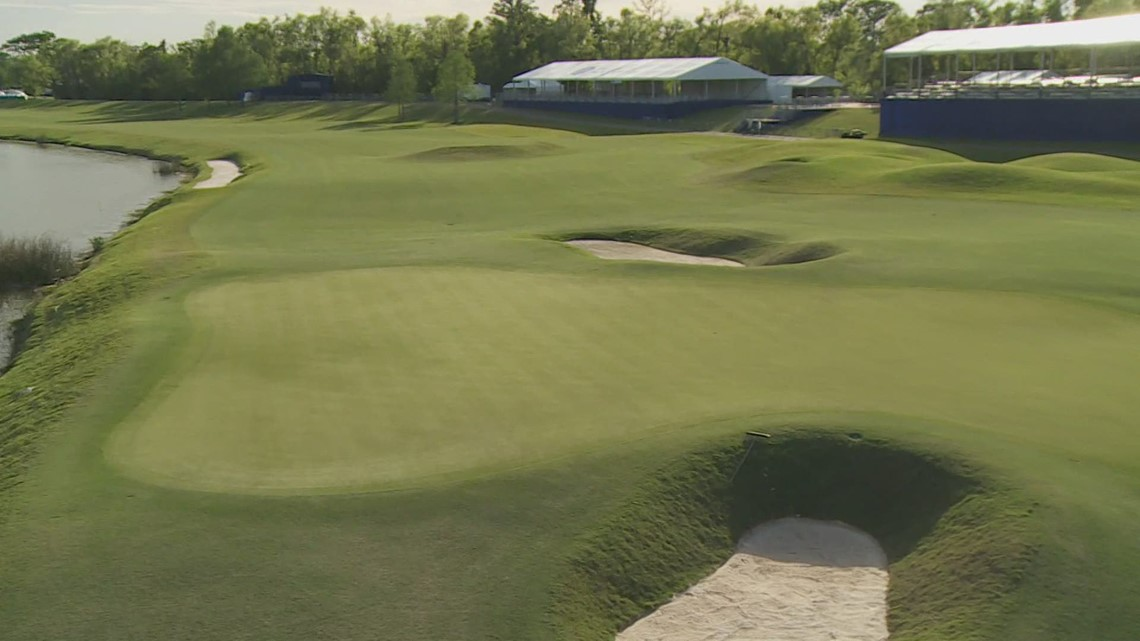 TPC ready for Zurich Classic after $2 million renovation