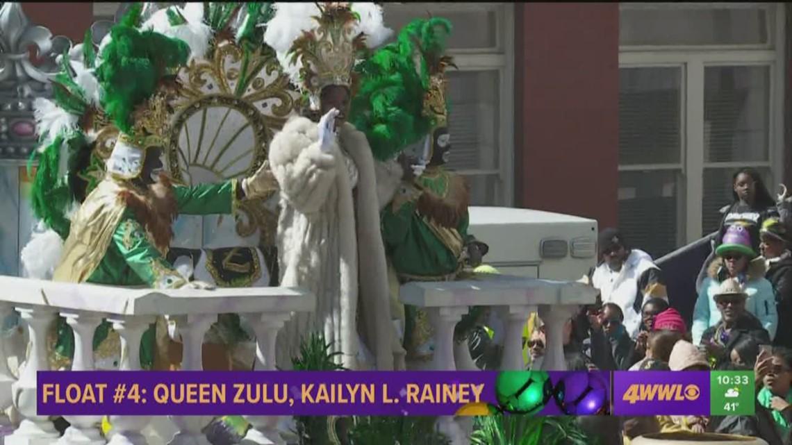Gas Prices Orleans >> Hail Zulu! Mayor, Council members toast Queen Zulu 2019   wwltv.com