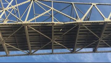 New date for finishing repairs to damaged Louisiana bridge
