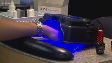 Wrinkle Free Friday: Can UV light to dry nails cause skin cancer?