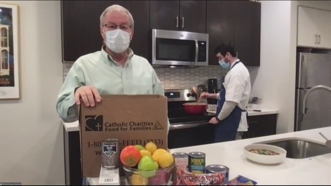 Food for Seniors Challenge
