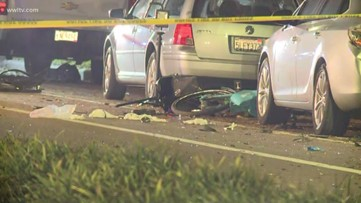 Video shows car speeding down Esplanade avenue before deadly crash