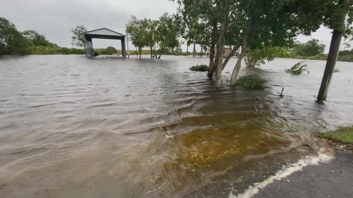Louisiana prepares for Tropical weather