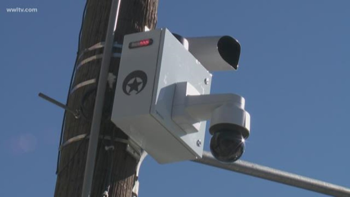 Judge: New Orleans must release crime camera locations