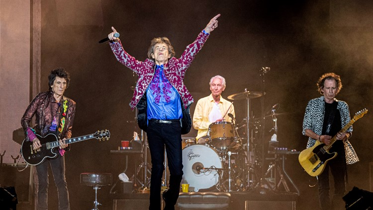 Rolling Stones to headline Jazz Fest 2021 after canceled 2019 performance