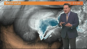 Weather Expert Forecast: Storms tonight, some strong to severe