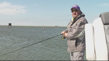 Fall weather fronts can bring fishing challenges