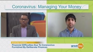 Managing Your Money During Coronavirus