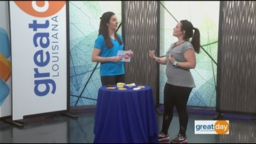 Triumph Fitness tells us how to tighten up our nutrition