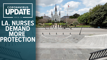 Louisiana Coronavirus Updates: 9,150 cases, 310 deaths statewide