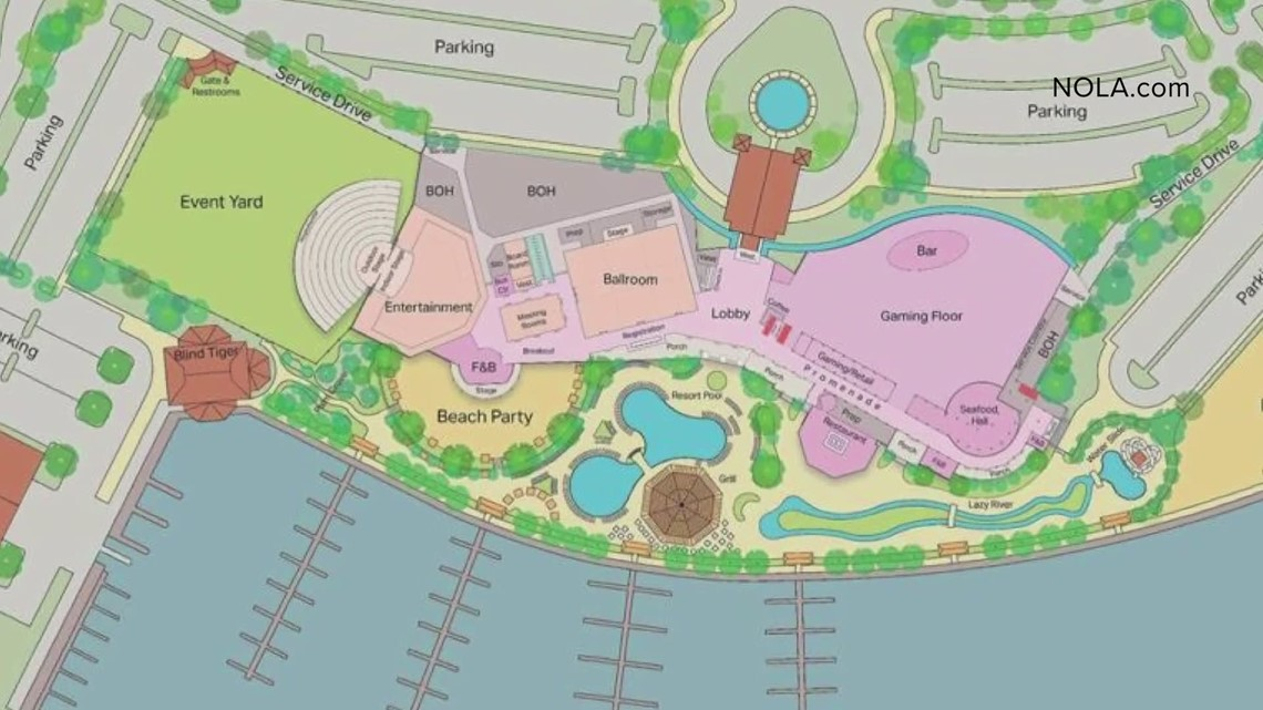 A casino in Slidell? It could happen