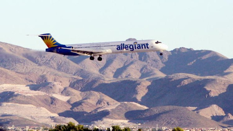 Allegiant under fire after '60 Minutes' safety report