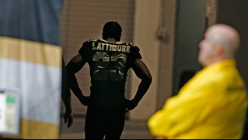 Saints' Lattimore week-to-week with strained hamstring, report says