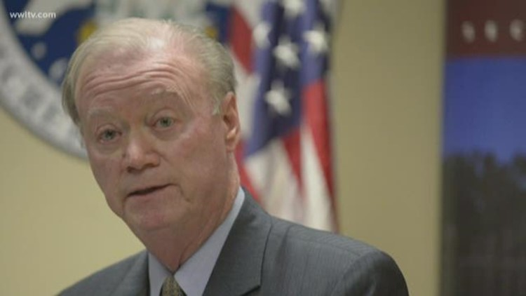 Louisiana secretary of state diverted $90K to pay settlement