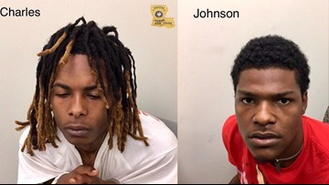 Pair from New Orleans arrested after chase with stolen car
