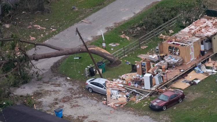 Photos: Aftermath of Hurricane Ida