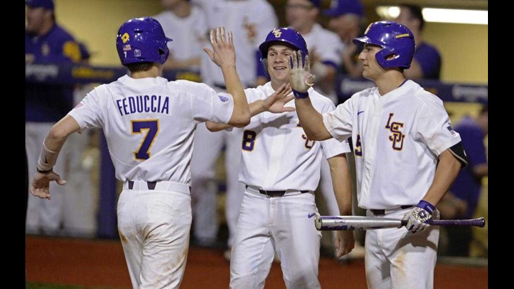 Despite their draw, LSU's run to the finals in the SEC Tournament boosted them from a tournament bubble team to a potential three-seed, then all the way up to a two-seed when the brackets came out Monday morning.