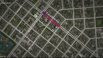NCIS: New Orleans filming will close parts of Esplanade Ave.