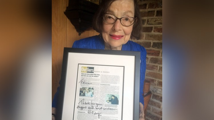 Lifelong activist made headlines in 2016 as a 90-year-old Louisiana delegate to the Democratic National Convention.