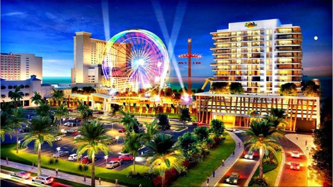 Margaritaville Biloxi Resort Plans 140m Amusement Park And Hotel Tower Wwltv Com