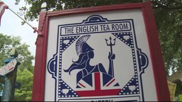 Access Code 70433: High tea at The English Tea Room in Covington
