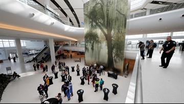 New Orleans airport reports spike in revenue at new terminal