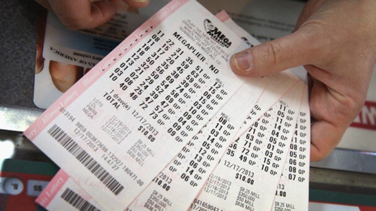 See below for Saturday's (Oct. 13) Mega Millions winning numbers along with the winning numbers for other games.