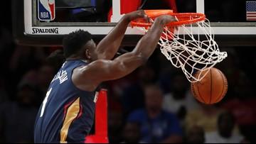 2019-20 New Orleans Pelicans schedule