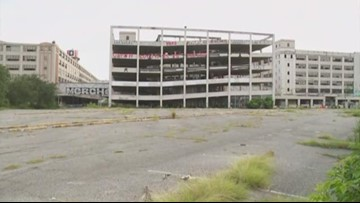 Report: Diesel leaked into N.O. drainage system from abandoned Navy base