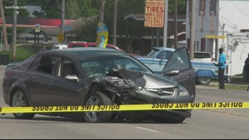 1 dead, 2 injured after driving shootout in Algiers, NOPD investigating